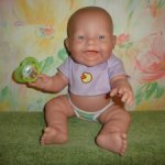 Кукла Berenguer Лола 38 см.