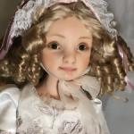 Будуарная кукла.