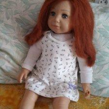Игровая кукла нуждается в реставрации