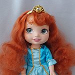 Скидка! Кукла Disney Princess Merida (Малышка) за 1500 до конца месяца!