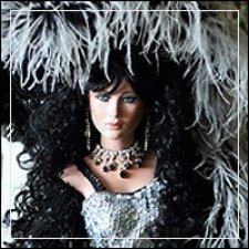 Ты помнишь, как все начиналось?!... Часть 19.  Элитная красавица Маркиза от Rustie или моя последняя кукла...