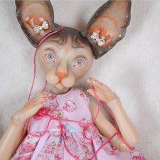 Преордер! Авторская шарнирная кукла Юлии Нечаевой