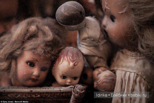 Кукольная больница в Риме. Фоторепортаж