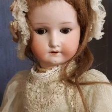 Антикварная кукла от Heubach Koppelsdorf mold 250.3/0