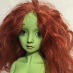 Продам  зеленую Resinsoul Fei  на теле Yao, с копытами 7500 р