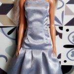 Кукла в вечернем платье