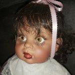 Временно! Редкая кукла от Fayzah Spanos.
