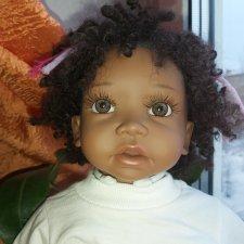 Редкая детка Kiki Luna Baby's by Angela Sutter.
