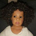 Редкая очаровательная кукла Alicia by Elissa Glassgold/Zapf Creation.
