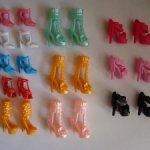 Туфли для Барби (Barbie)