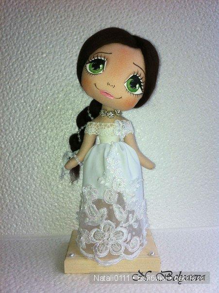 Куколка Невеста