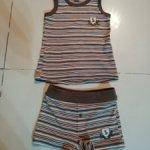 Комплект одежды для кукол ростом 80-95 см.