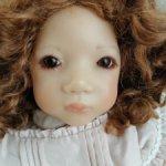 Малышка Ирми (Irmi) от Annette Himstedt.