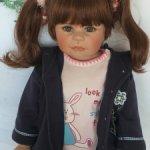 Сладкая малышка Марен (Maren) от Monika Levenig.