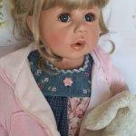 Малышка Jenny (Дженни) от Monika Levenig.