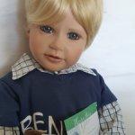 Блондинчик Benjamin (Бенджамин) от Susan Lippl. Рассрочка!
