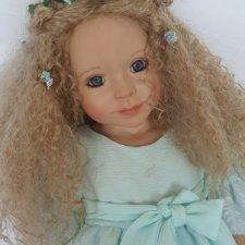 Настоящая нимфа Lilia (Лилия) от Susan Lippl. Редкая!