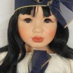 Кукла испанского производителя La Bambola. Редкая!