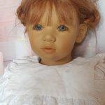 Малышка Лилиан (Liliane) от Annette Himstedt.