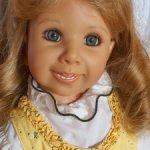 Солнечная Cindy (Синди) от Monika Peter-Leicht. Полностью винил.