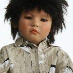 Красавчик азиат Makimura (Макимура) от Annette Himstedt.