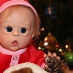 Кукла реборн эльфик Максимка из молда Офелия, от Абахтимовой Алёны