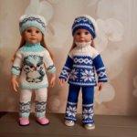 Распродажа костюмов для кукол гетц