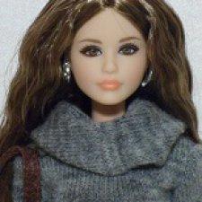Гибрид Barbie Look на теле fashionistas