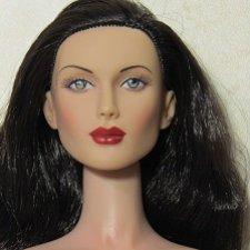 Голова куклы Тоннер Джина на шикарном теле Jamieshow dolls (фешен-бжд). Скидка 17000р.