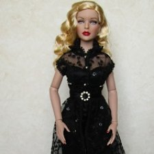 Tonner doll Peggy Harcourt More Than You Can Chew