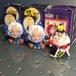 Skullpanda и Queen of heart  и другие от PopMart коллекционные фигукри