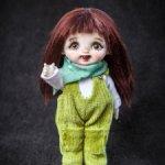 ООАК виниловой куколи под STDoll