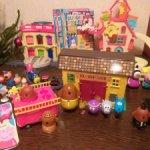 Лот классных игрушек - Hey Duddee, Свинка Пеппа, Чаггинтон