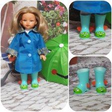 резиновые сапожки на куклу Паола Рейн и похожих кукол