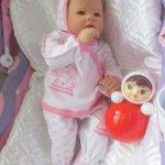 Моя кукла реборн Галя