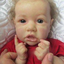 Моя кукла реборн Люсия