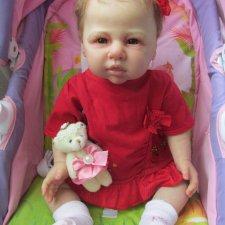 Ещё одна моя куколка Юлька