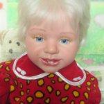Кукла реборн София