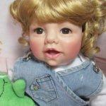 Коллекционная куколка из Германии