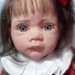 Кукла реборн Глория
