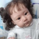 Кукла реборн Виктория