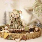 Мышка от Елены Хентонен