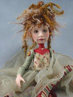 Авторские <strong>куклы Dianne Adam dolls (Диана Адам)
