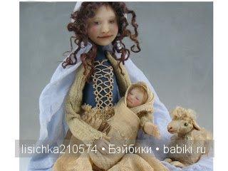 Авторские куклы Dianne Adam (Диана Адам)