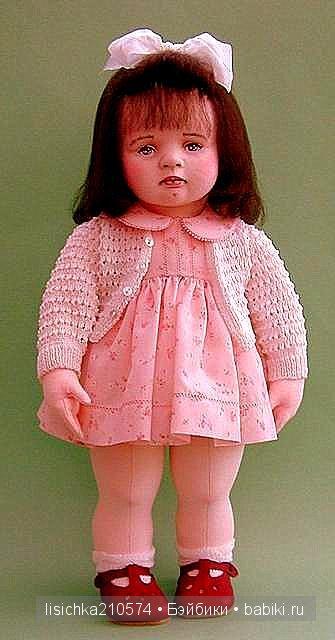Авторские куклы Терезы Кюрхер (Тeresa Сhurcher dolls)