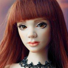 Argodoll: Медея новая девушка +size формата 1/3 - предзаказ до 10 октября