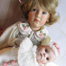 Кукла и её... кукла