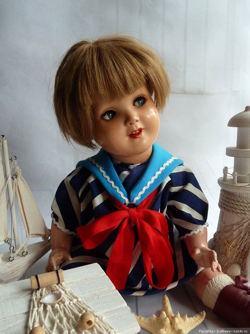 Фото открытки с куклами, спасибо коллеги