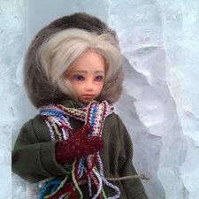 Лиза во льдах