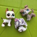 Littlest Pet Shop Собаки